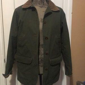 LL Bean cargo jacket size small